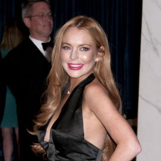 Lindsay Lohan Surprised By Secret Half-sister