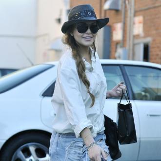Lindsay Lohan's Half-sister 'Hurt' By Snub