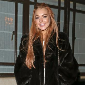 Lindsay Lohan On Best Behaviour