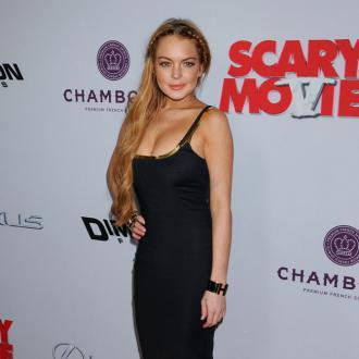 Lindsay Lohan similar to Canyons character