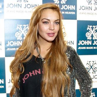 Lindsay Lohan buys family symbolic jewellery