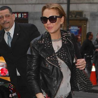 Lindsay Lohan Continues To Flourish
