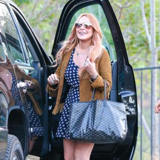 Lindsay Lohan Feels 'Whole Again' After Rehab