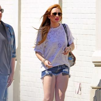 Lindsay Lohan Planning Dramatic Weight Loss