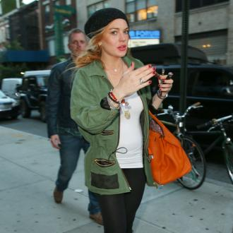 Lindsay Lohan Reunites With Assistant
