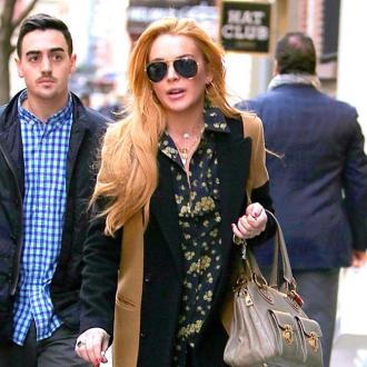 Lindsay Lohan Cuts Ties With Bad Influences