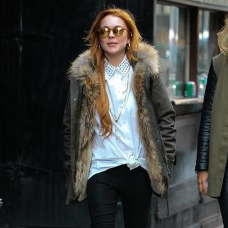 Lindsay Lohan's pals are worried