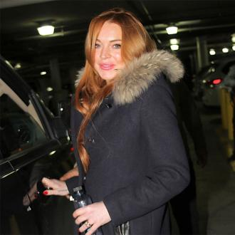 Lindsay Lohan Admits Relapse