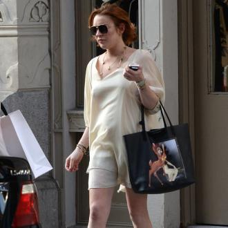 Lindsay Lohan Sues Grand Theft Auto Creators