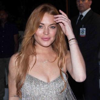 Lindsay Lohan Wins Comeback Award