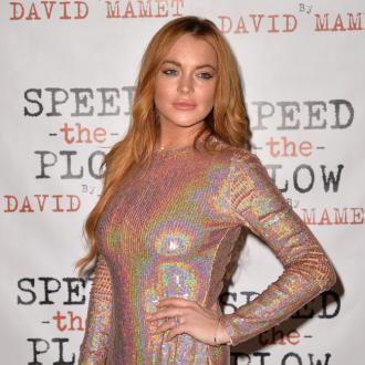 Lindsay Lohan Still Racing To Finish Community Service