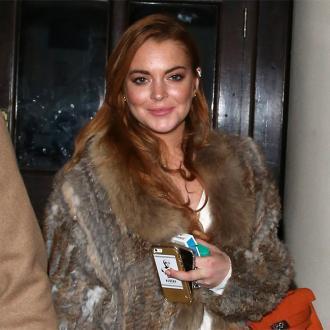 Lindsay Lohan Completes Community Service