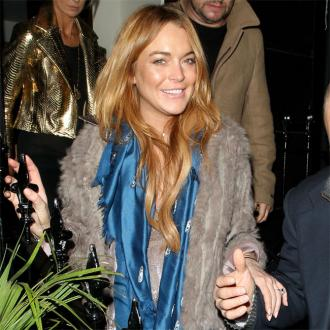 Lindsay Lohan Received Credit For Meet-and-greets