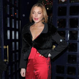 Lindsay Lohan vows to stay celibate