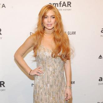 Lindsay Lohan Accused Of Ruining Dress