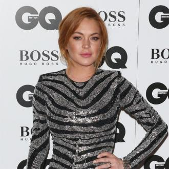 Lindsay Lohan Demanded Table Of Men At Gq Awards
