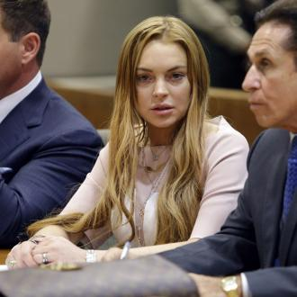 Lindsay Lohan Goes Out After Court Date