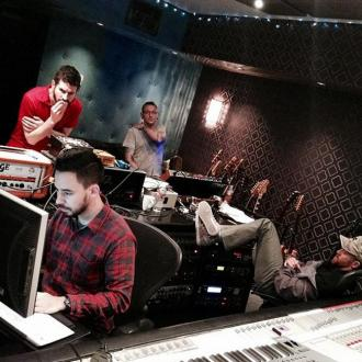 Linkin Park Feel Inspired Recording Album