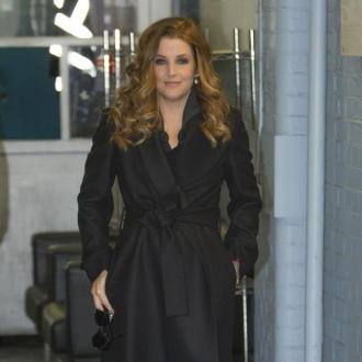 Lisa Marie Presley in rehab