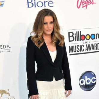 Sheep farmer Lisa Marie Presley