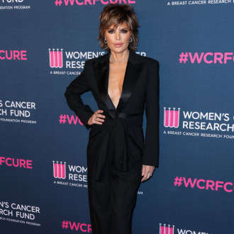 Lisa Rinna was 'nervous' to launch lip kits amid the pandemic
