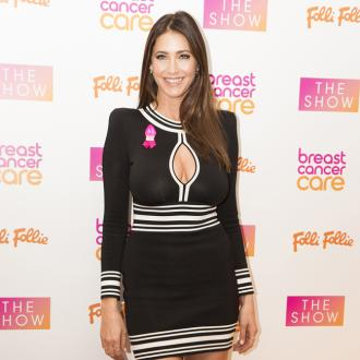 Lisa Snowdon uses chopsticks to stay slim