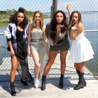 Little Mix 'addicted' to each other