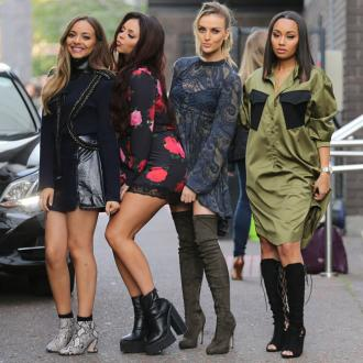Little Mix are as close as 'sisters'