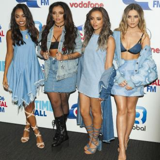 Little Mix want rapper on new album