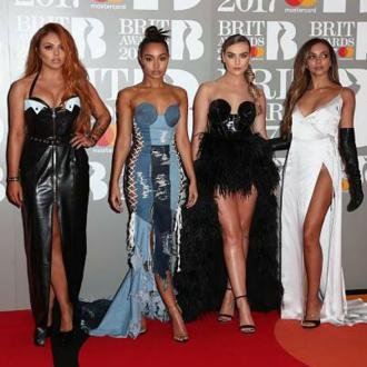 Little Mix dedicate BRIT Award to exes