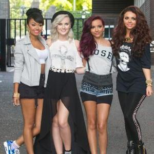 Little Mix Secure UK Singles Number One