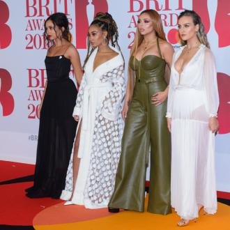 Little Mix tease potential collaboration at BRIT Awards