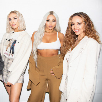 Little Mix find being in a band 'hard'
