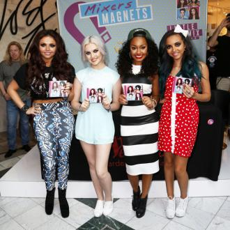 Little Mix Are Mad For 90s Fashion
