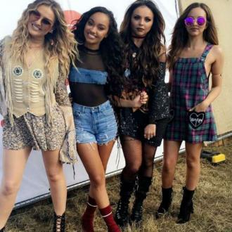 Little Mix celebrate fifth anniversary at V Festival