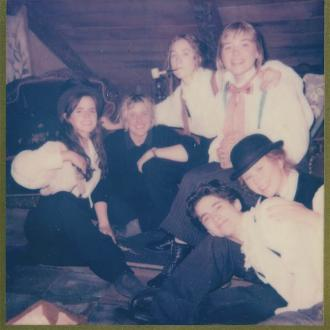 Emma Watson Shares Polaroid Of Little Women Cast