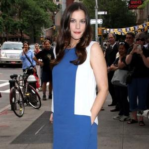 Liv Tyler Gets Style Advice For Red Carpet