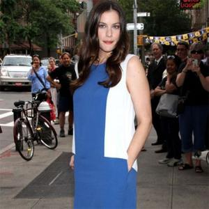 Liv Tyler Likes Dad's Fiancee 'Very Much'