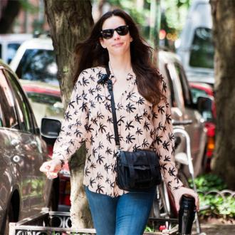 Liv Tyler 'Distracted' By Co-star's Body