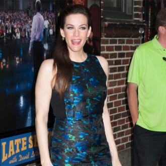 Liv Tyler And Dave Gardner 'Very Happy'