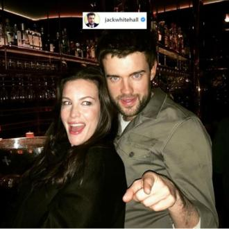 Jack Whitehall calls Liv Tyler Dave Gardner's 'wife' on Instagram
