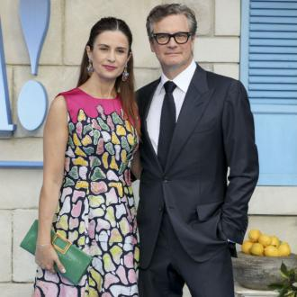 Colin Firth says Mamma Mia! Here We Go Again was 'like a family reunion'