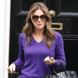 Shane Warne and Liz Hurley meet for lunch