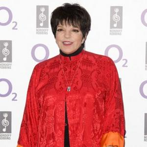 Liza Minnelli's Dog Breaks Her Leg