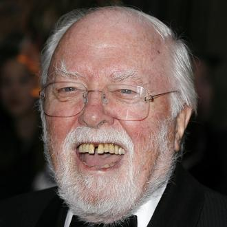 Richard Attenborough could 'barely speak' after stroke