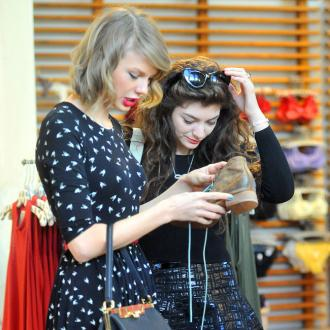 Lorde not part of Taylor Swift's squad