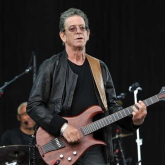 Lou Reed's wife pays tribute