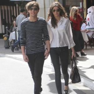 Louis Tomlinson Is Grounded By Girlfriend