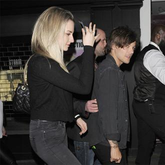 Louis Tomlinson Parties With Mystery Blonde