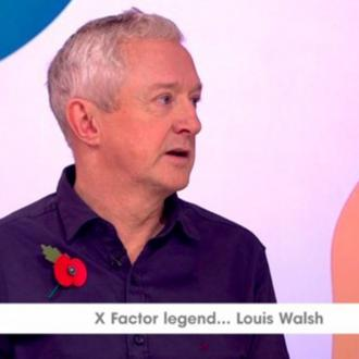 Louis Walsh praises Simon Cowell as a 'workaholic'